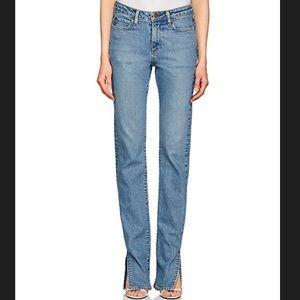 Simon Miller W009 slim boot jeans NWT